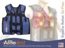 Afflovest - Chest Wall Oscillation Device